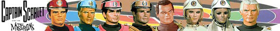 'Captain Scarlet and the Mysterons' Episode Guide