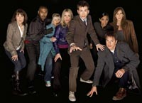 The Doctor and the 'Children of Time'