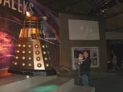 [Brighton 'Doctor Who' Exhibition]