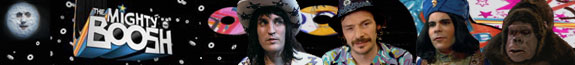 'The Mighty Boosh' Episode Guide