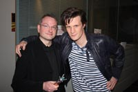Meeting the Eleventh Doctor