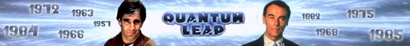 'Quantum Leap' Episode Guide